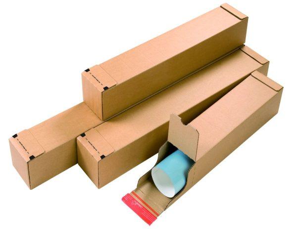 Pailgos gofro kartono dėžės