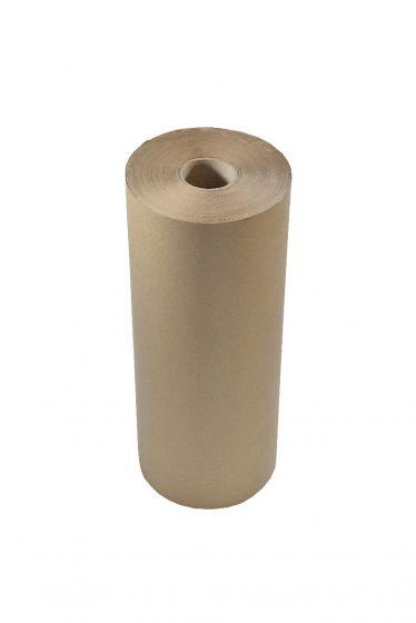 Rudas popierius rulonais