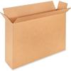 Siauros gofro kartono dėžės