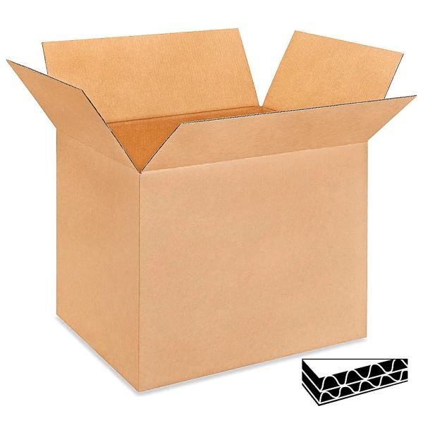 Tvirtos gofro kartono dėžės